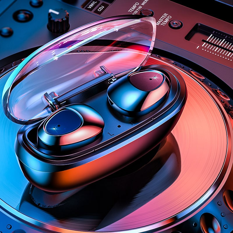 DIVI BT 5.0 In-Ear Kopfhörer E-Shopper