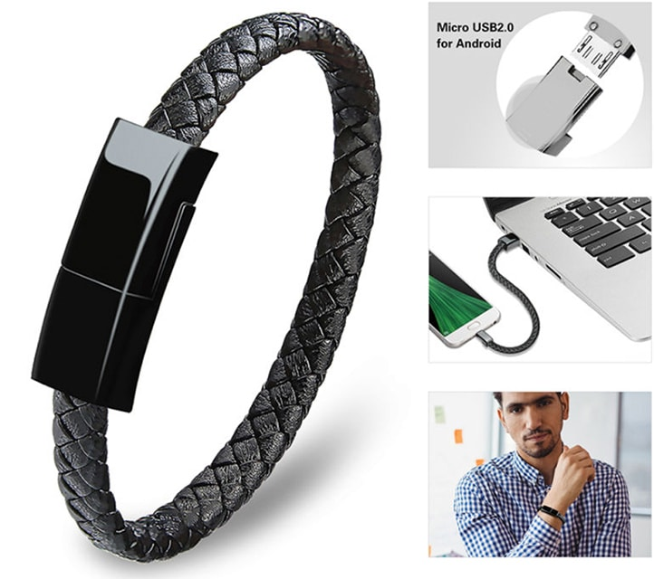 Chargeband E-Shopper mit Detailinformation