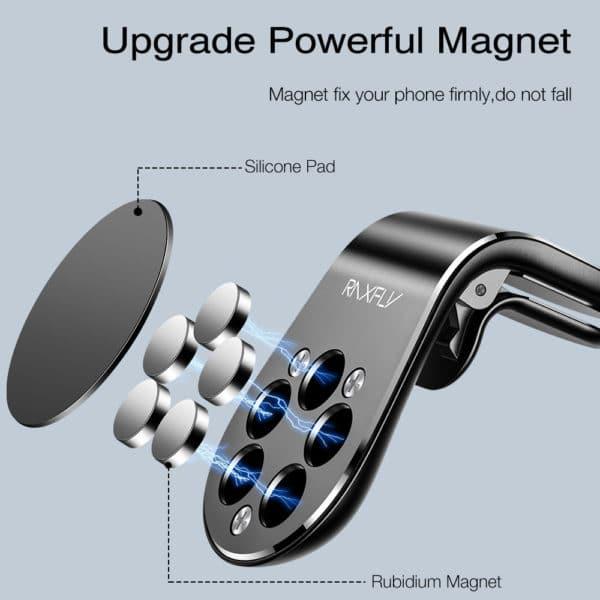 Handyhalterung magnetisch RAXFLY