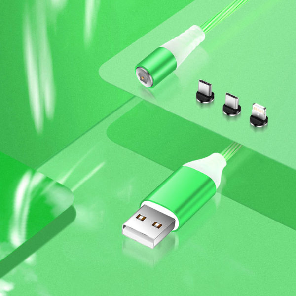 E-Shopper Luminous Magnetic Cable