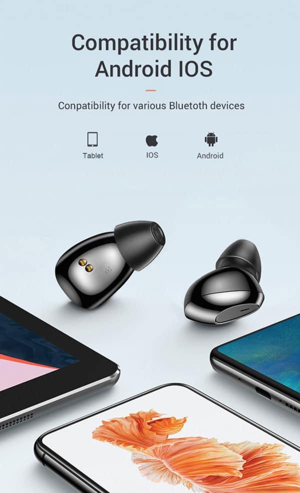 DIVI BT 5.0 In-Ear Kopfhörer
