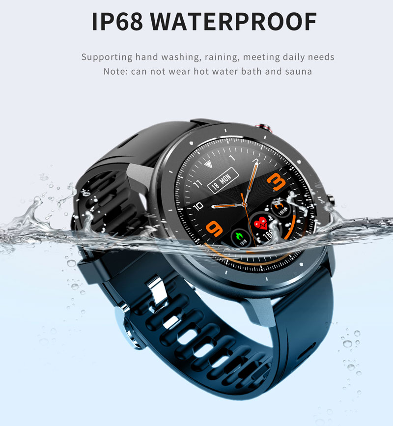 E-Shopper Smartwatch F12 Waterproof
