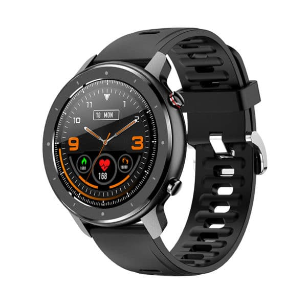E-Shopper Smartwatch F12 schwarz