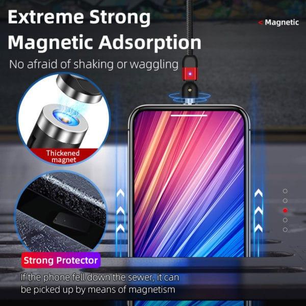 E-Shopper USB Ladekabel 180 Grad E-Shopper