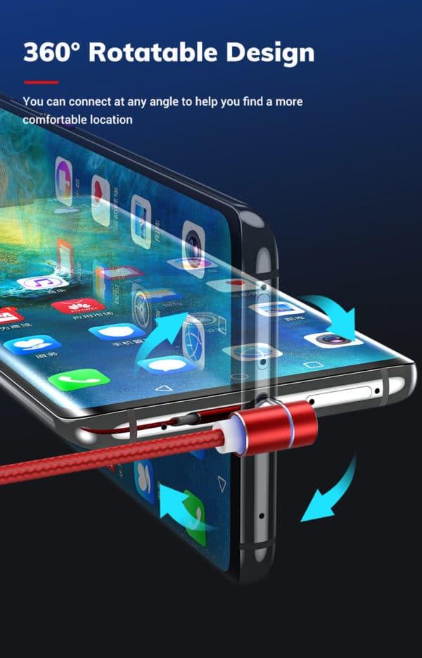 TOPK Ladekabel Datenkabel E-Shopper