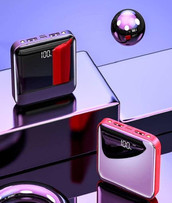 E-Shopper Mini Powerbank Power Bank 20000mAh